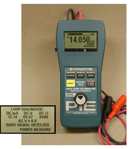 532 mA/Volt Loop Calibrator