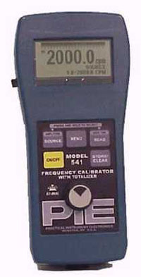541 Frequency Calibrator