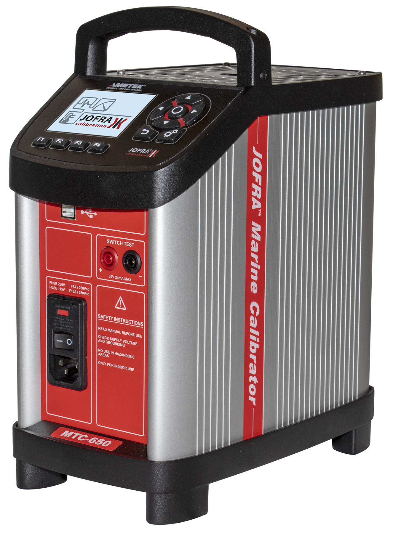 Marine-Temperature-Calibrator MTC650A